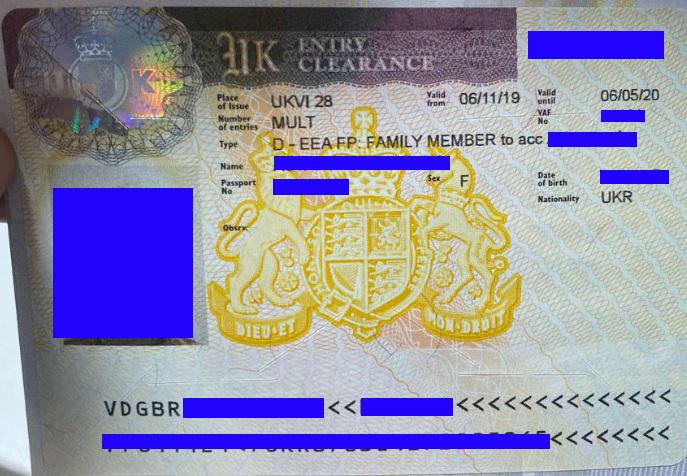 EEA_Family_Permit_issued_Russia_2019_Nov