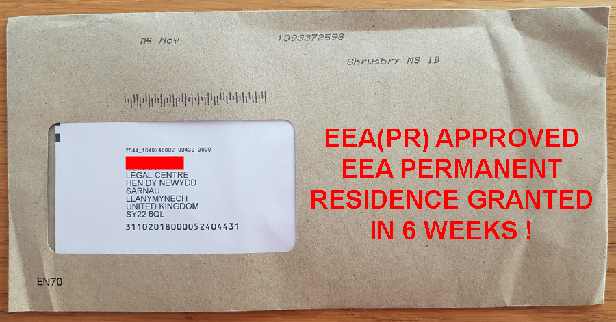 EEA_Permanent_Residece_approved_November_2018_thank_to_Anton_Koval_07791145923_Legal_Centre_www.legalcentre.jpg